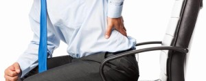 Mind Your Posture - Office Workers & Back Pain