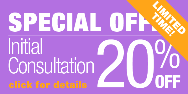 Special Offer Initial Chiropractic Treatment