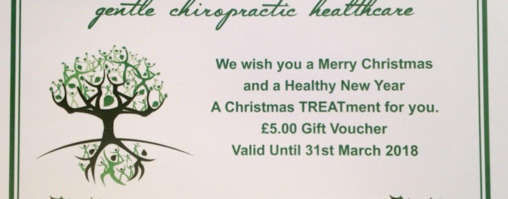 A Christmas gift for you!